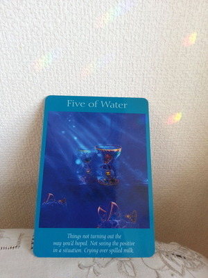 Five of Water