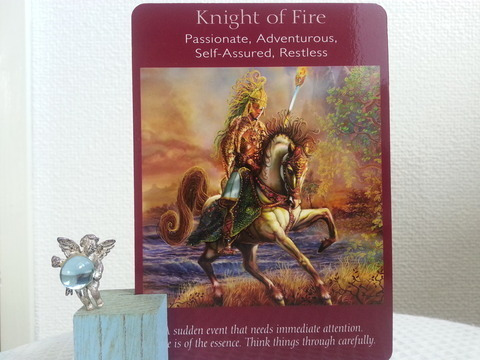 Knight of Fire