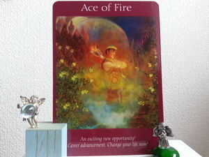 Ace of Fire