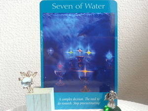 SEVEN of Water